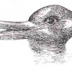 Duck/Rabbit Illusion Provides a Simple Test of Creativity