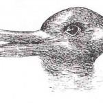 Duck/Rabbit Illusion Provides a Simple Test of Creativity