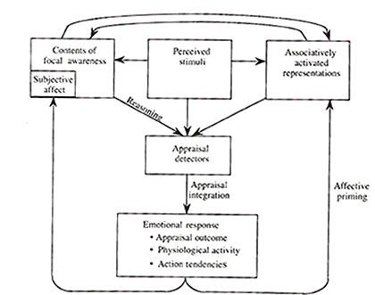 Appraisal Process Model