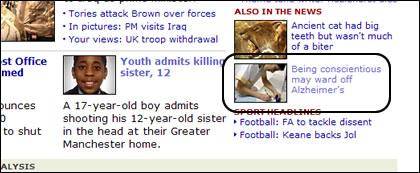 BBC News clipping