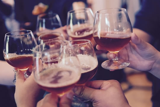 Alcohol's Long-Term Effect On Your Happiness May Surprise You post image