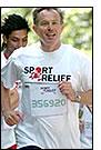Tony Blair Running