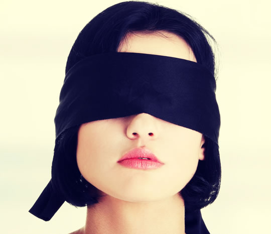 Blindfold Test Reveals Whether People Are Anxious Or Uninhibited post image