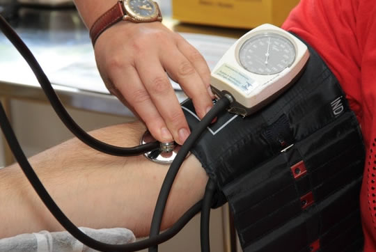 This Blood Pressure Reading Increases Dementia Risk 45% (S) post image