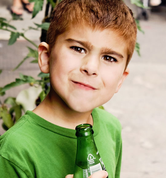 Post image for Soda Consumption Connected to Behavioural Problems in Children