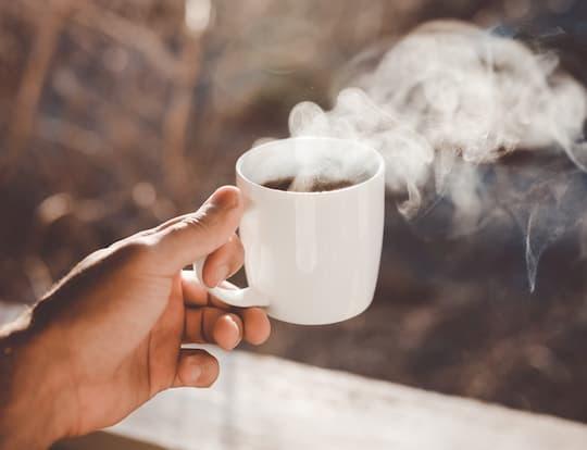 Caffeine Shrinks Vital Brain Structures, Study Finds (M) post image