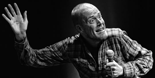 Comedians Have Psychotic Personality Traits post image