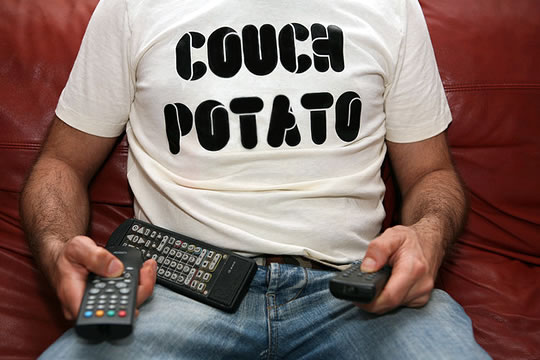 Brain Region Discovered That Stops You Being a Couch Potato post image