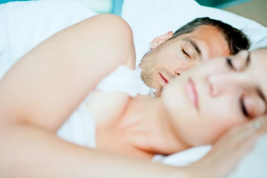 The Mental Benefits Of Sleeping Next To Your Partner (M) post image