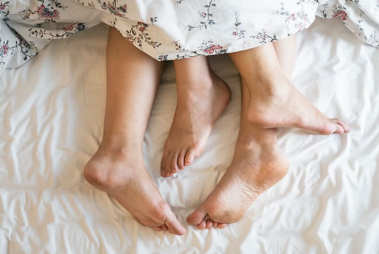 The One Relationship Quality That Improves Your Sleep post image