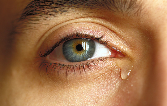The Reason Overwhelming Happiness Makes People Cry post image