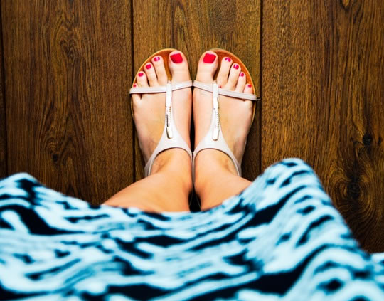 Anxiety And Stress Reduced By Foot Massage with These Essential Oils post image