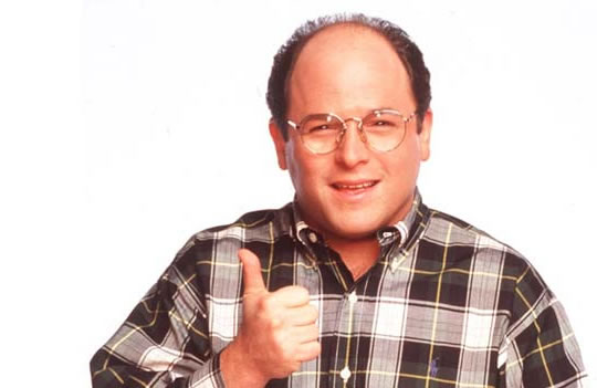 The George Costanza Guide To Emotional Control post image