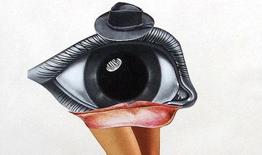 Hat eye