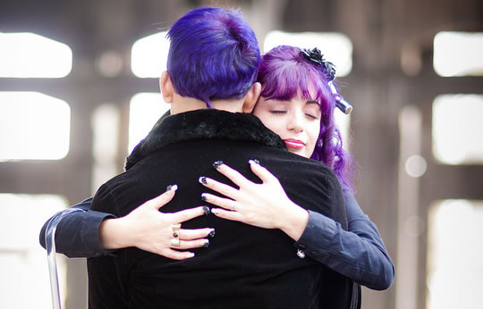Post image for You Might Be Surprised How Much a Hug Helps Fight Illness, Stress and Depression
