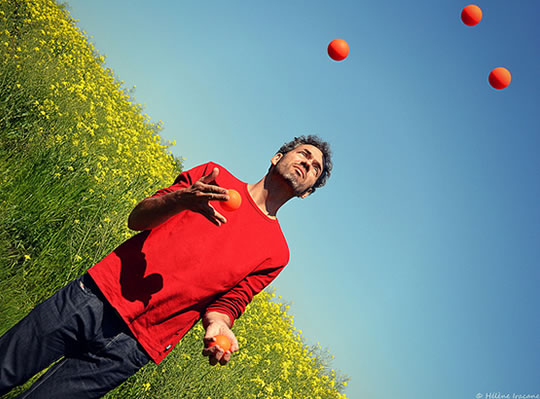 Post image for The Mental Benefits of Juggling
