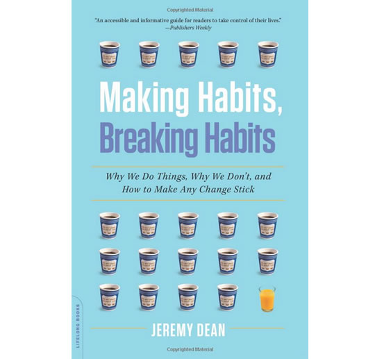 Post image for Making Habits, Breaking Habits: Paperback Out in the US