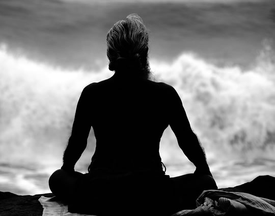 Meditation Changes How Genes Are Expressed post image