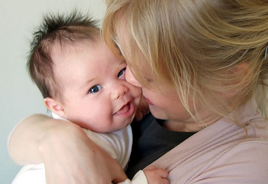The Amazing Effect of Mother's Mere Presence on Infant Pain and Brain Development post image