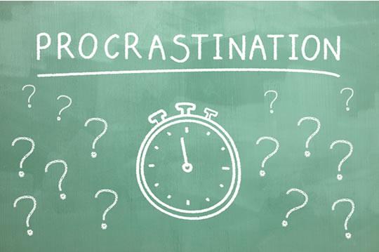 Avoid Procrastination: Funky Tip Makes You Start 4 Times Sooner post image