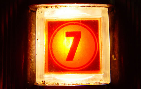 Post image for The Magical Number Seven, Plus or Minus Two