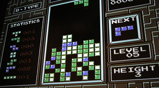 Post image for 3 Minutes of Tetris Reduces Cravings for Drink, Cigarettes and Food