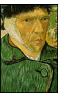 Van Gogh Bandaged Ear